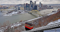 Pittsburgh in Winter – January 2008