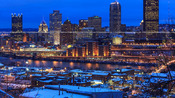 Pittsburgh Snow – Winter 2013
