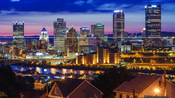 Pittsburgh Skyline for Summer 2014