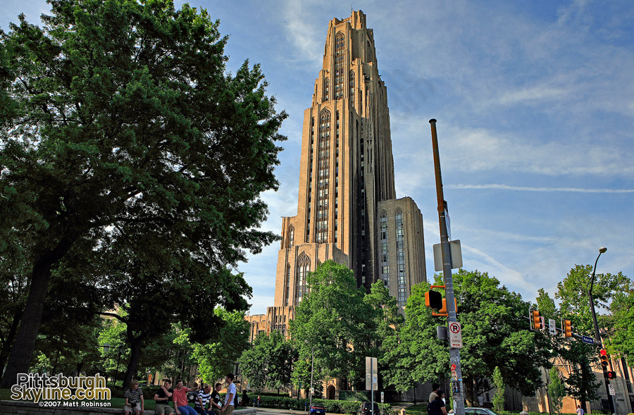 Cathedral of Learning again