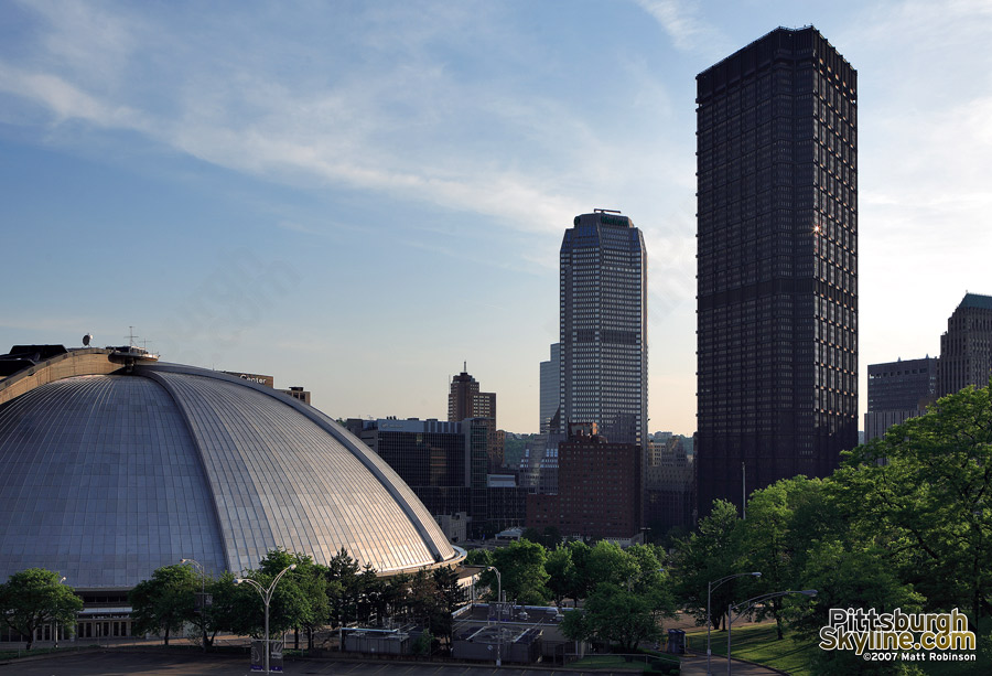 Civic (Mellon) Arena enjoys its last few years