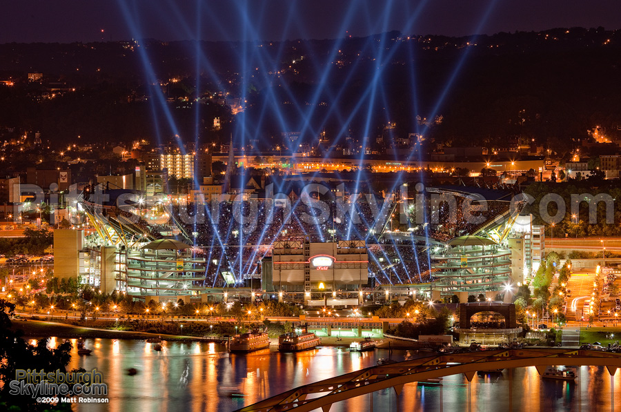 Magical Heinz Field