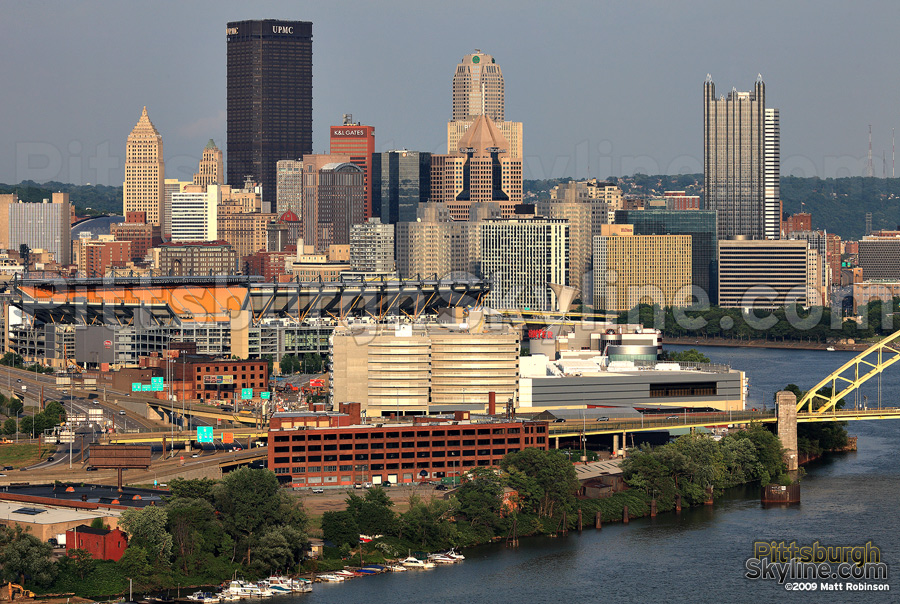 Pittsburgh: The City of Champions. Can the Bucs make it 3 for 3 in 2009?