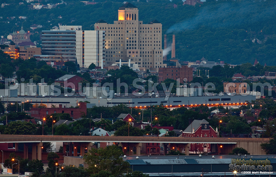 Allegheny General and the North Side