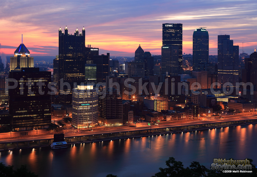 Mount Washington Sunrise