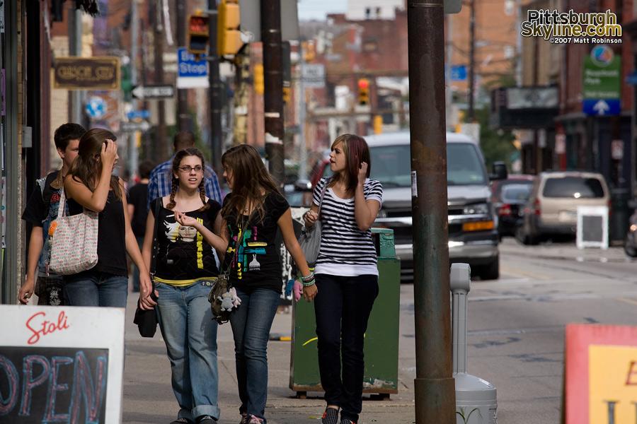 More Southside Sidewalkers.