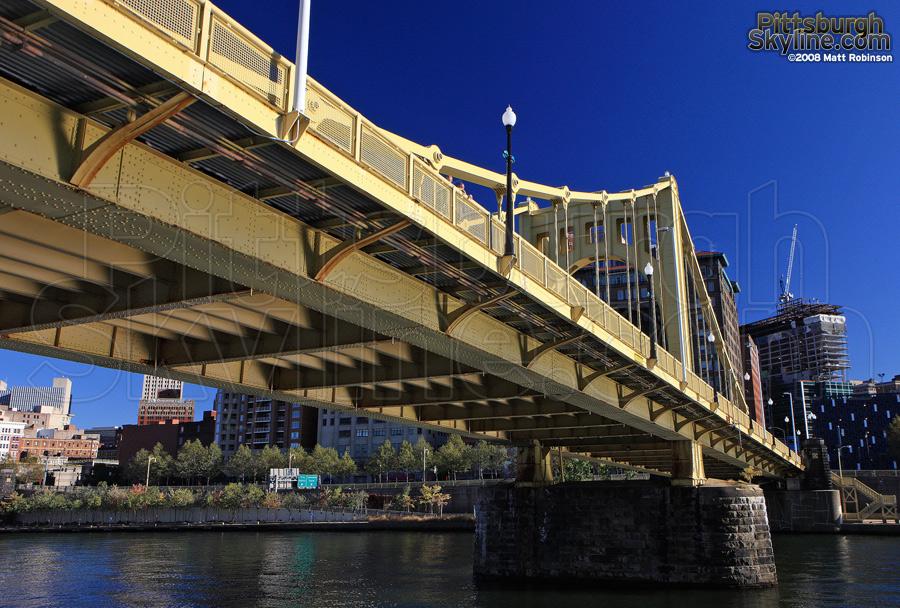 Roberto Clemente Bridge.