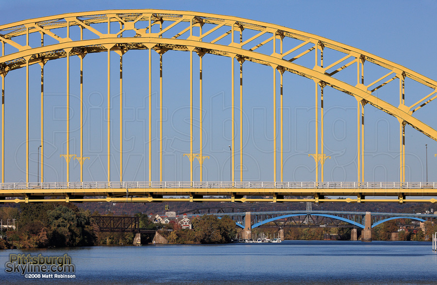 The 16th Street Bridge.