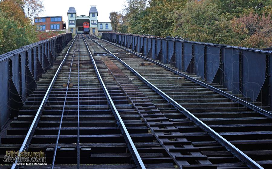 Funicular Rails.